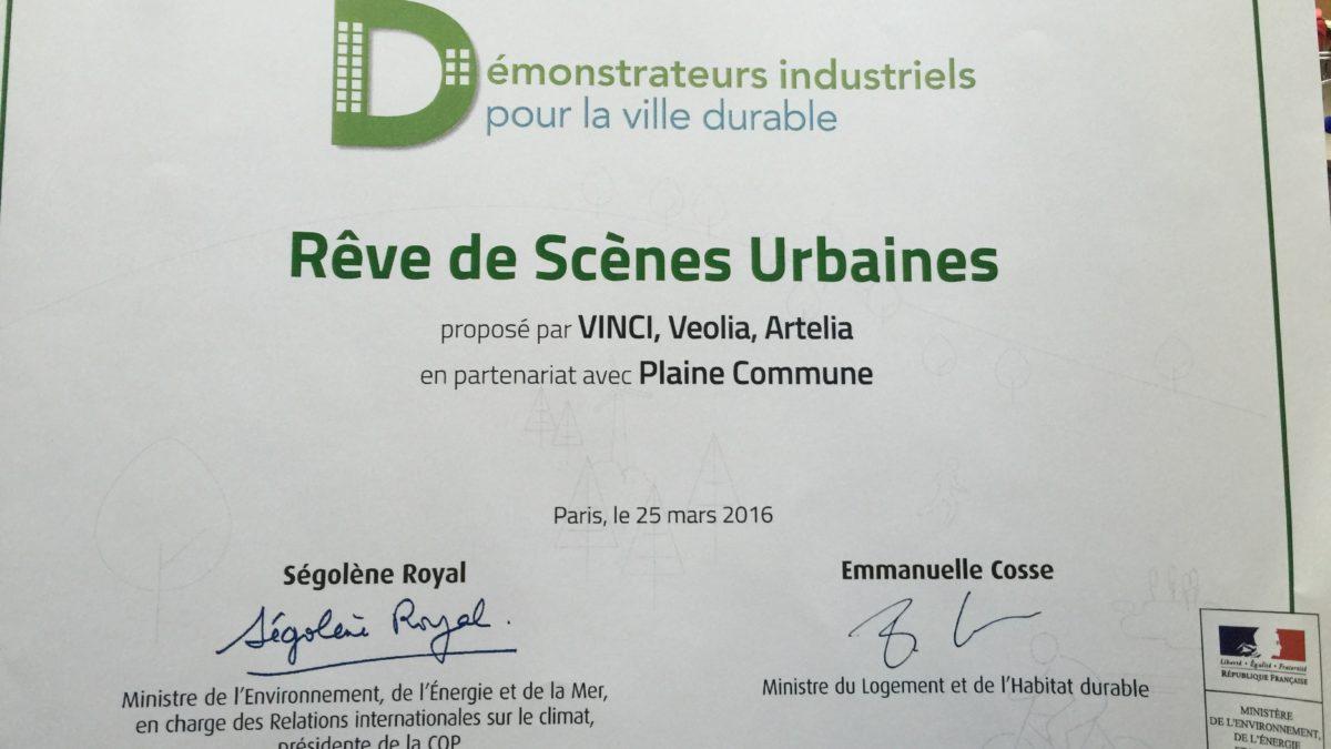 Plaine Commune : Démonstrateur Industriel de la Ville durable