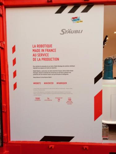 La Grande Expo du Fabriqué en France à l'Elysée En images